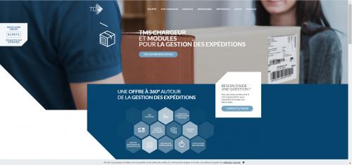 TDI_ Site web - Homepage